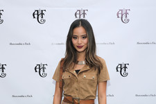Look of the Day: Jamie Chung's Simple Mini
