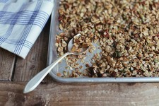 Breakfast This Thanksgiving: Diana Yen's Spiced Granola
