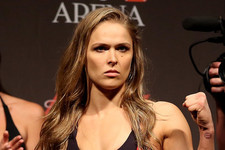 All the Times Ronda Rousey Proved She's a Badass
