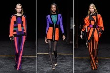 Balmain's Modern Take on the '80s for Fall 2015