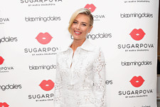 Look of the Day: Maria Sharapova's Little Lace Number