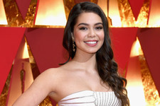 'Moana' Star Auli'i Cravalho Has Reportedly Just Signed on To Her First TV Series