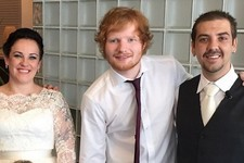 Ed Sheeran Crashes a Wedding and Proves to Be the Coolest