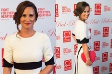 Pippa Middleton Has Plenty of Heart at British Fundraiser Ball