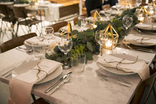How To Throw A Modern-Rustic Dinner Party Like a Stylist
