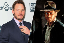 Chris Pratt Might Be the New Indiana Jones!