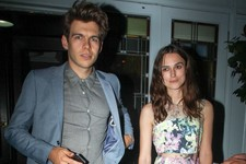 Keira Knightley Enjoys Date Night with Her Hubby