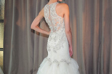 Dramatic Backs Are the Hottest New Bridal Trend