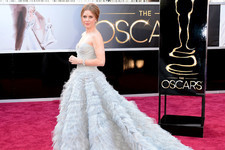 Oscar de la Renta's Best Red Carpet Moments