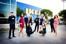 Teens Take Homecoming Photos At IKEA — Win Internet