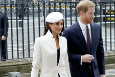 Meghan's Latest Coat