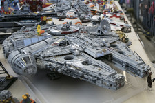 The Most Spectacular 'Star Wars' LEGO Sets You Can Buy