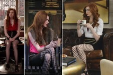 The Many Tights of 'Selfie' Star Karen Gillan