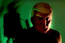 Opening Credits for 'AHS: Cult' Feature Trump, Clinton, and a Lot of Blood