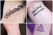 These 'Harry Potter' Tattoos Are All Kinds of Magical