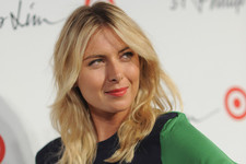 Maria Sharapova's Tips for the Beauty Girl's Perfect Gym Bag