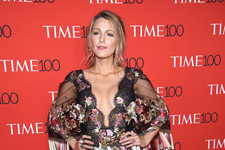 Look of the Day: Blake Lively's Full-On Fringe