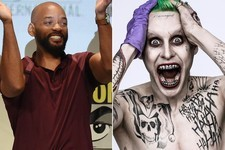 Will Smith Has Never Met Jared Leto, Only the Joker
