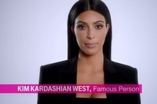 Kim Kardashian Pokes Fun at Herself in Super Bowl Commercial