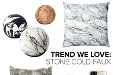 Trend We Love: Stone Cold Faux