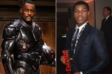 John Boyega to Play Idris Elba's Son in 'Pacific Rim 2'