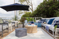 An Enviable Yet Attainable Outdoor Space Makeover