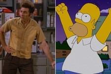 Who Did It — Kramer or Homer?
