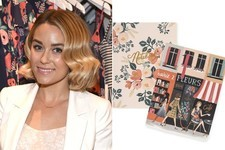 Lauren Conrad Wants You to Match Your Outfit to Your Stationery