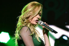 Iggy Azalea Rocks the Jingle Ball