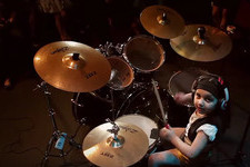 Watch This 5-Year-Old Girl Slay System of a Down's 'Chop Suey' on the Drums