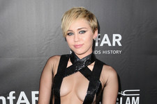 This Is What Miley Cyrus Wears to a Charity Gala