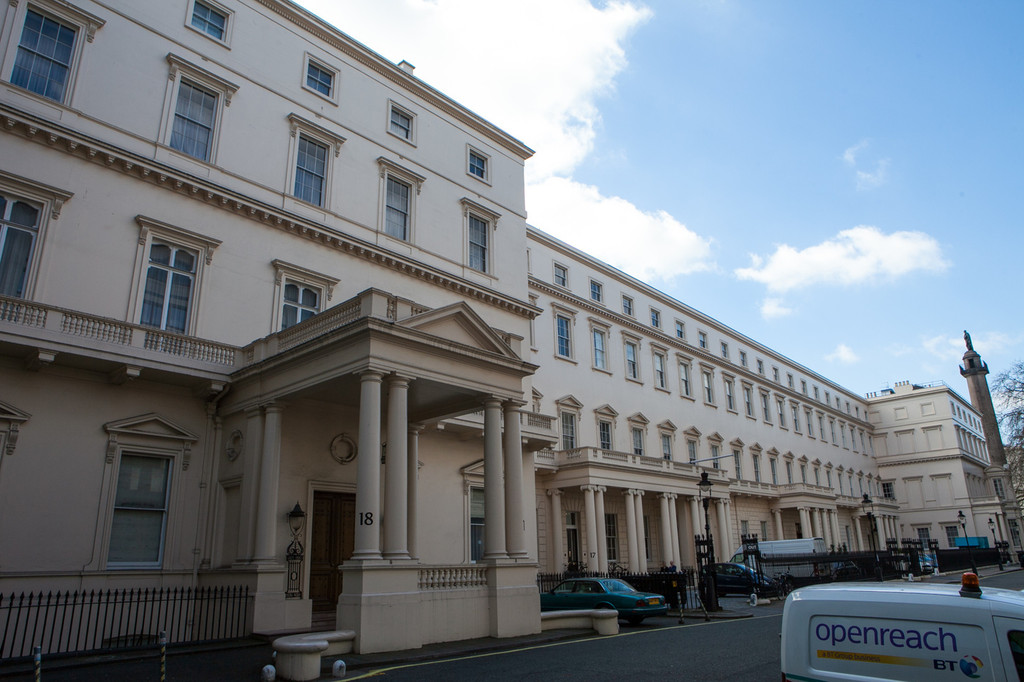 general views of 18 carlton house terrace zimbio