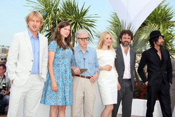 "Owen Wilson Michael Sheen The ""Midnight in Paris"" Photocall in Cannes"