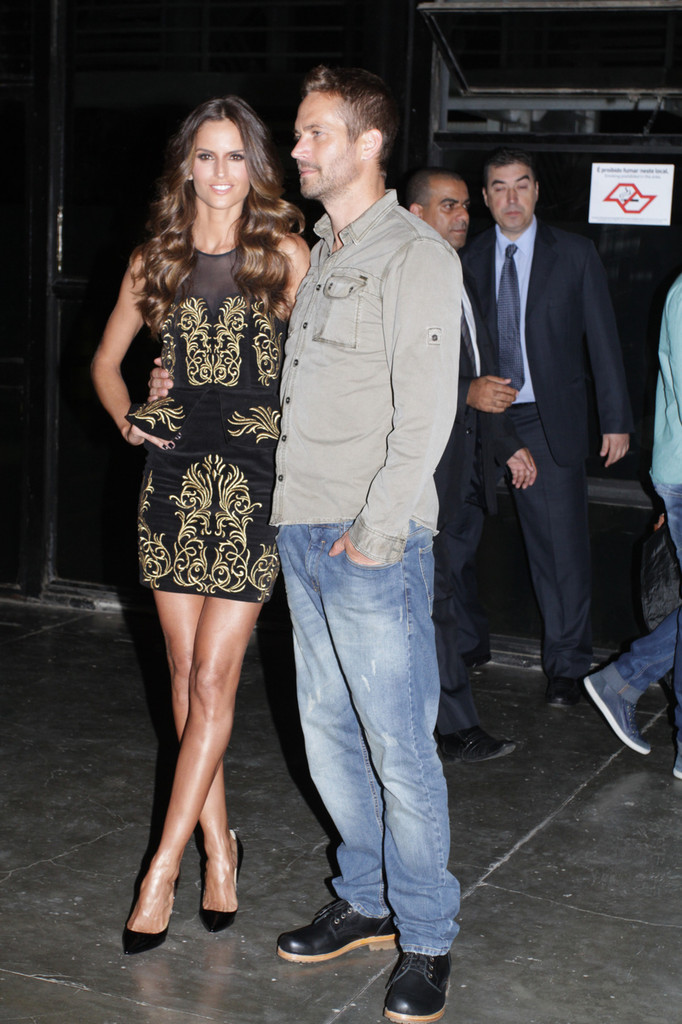 izabel goulart paul walker photos photos zimbio