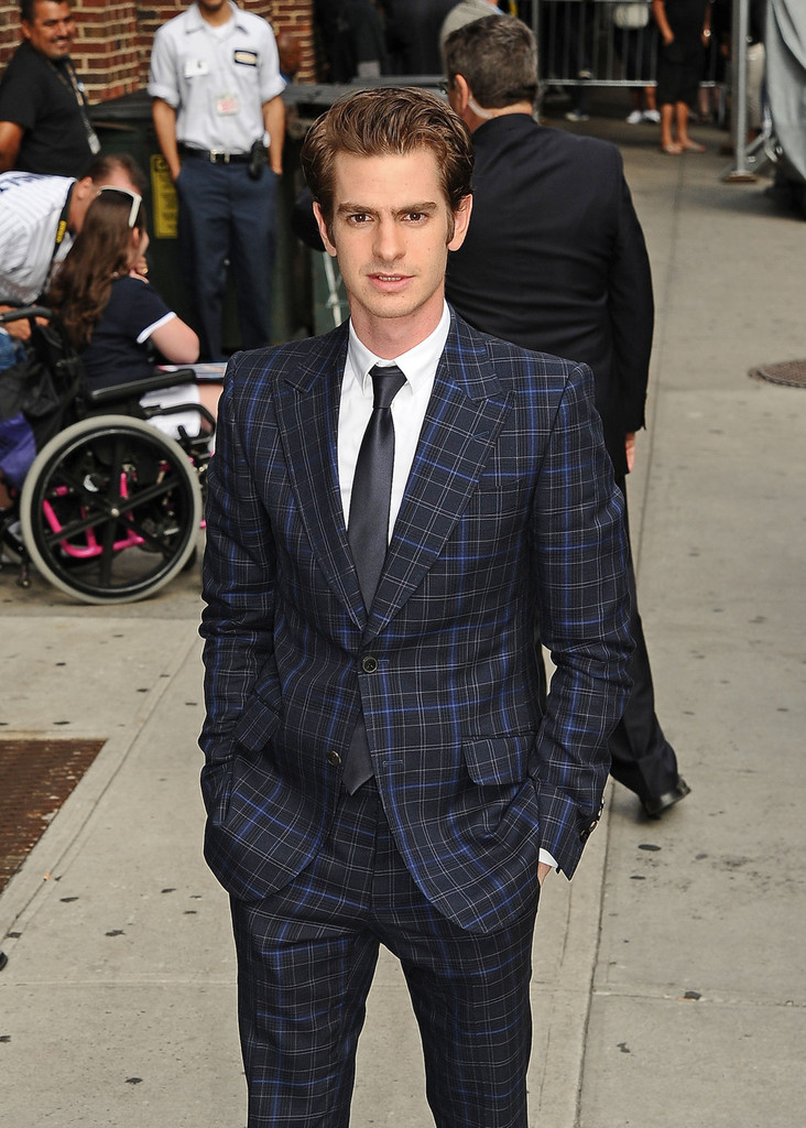 Andrew Garfield Andrew Garfield Photos Andrew Garfield Out In Nyc Zimbio