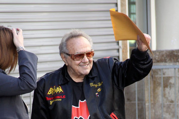 George Barris Adam West Gets a Star on the Walk of Fame