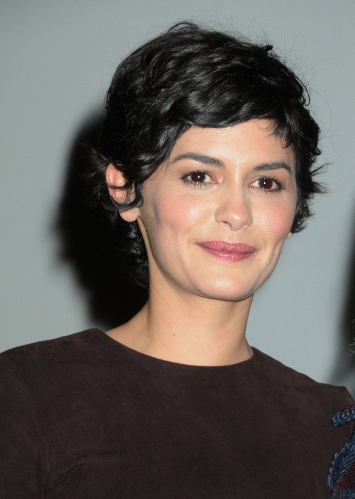 audrey tautou photos photos actress audrey tatou at the premier of therese desqueroux in new. Black Bedroom Furniture Sets. Home Design Ideas
