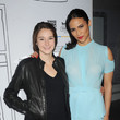 She mingles with Paula Patton at charity events.