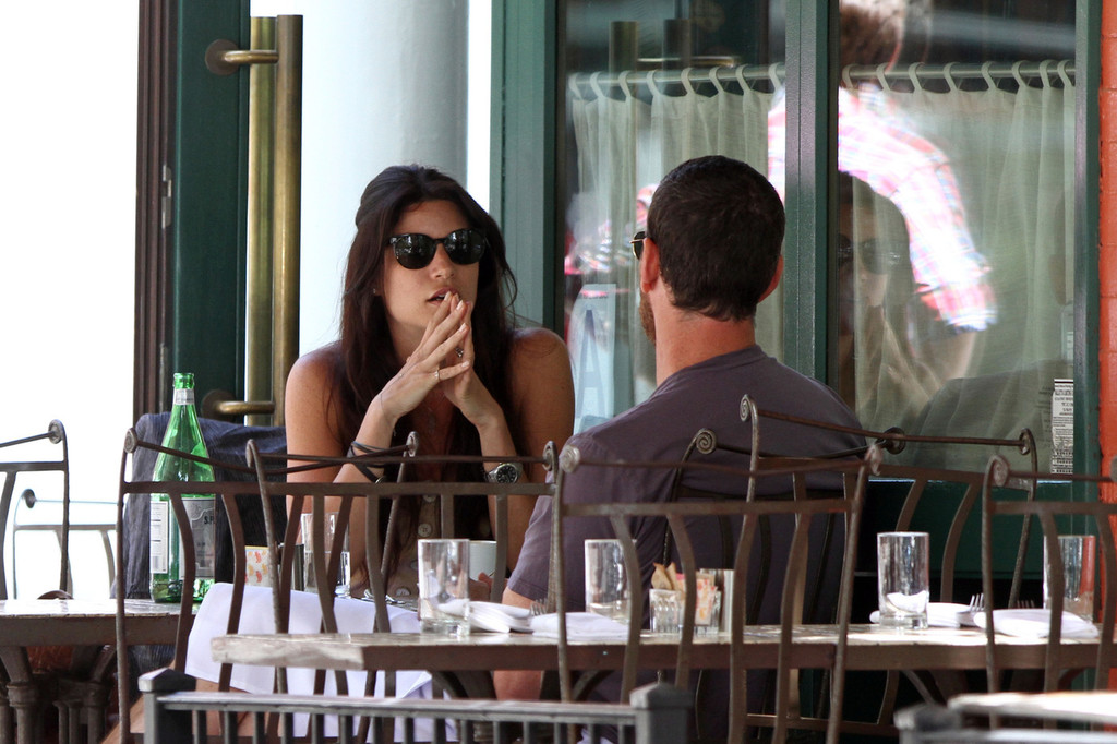 Adam Dell Gets Lunch with a Friend - Zimbio