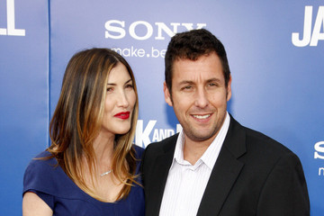 """Adam Sandler Stars at the Premiere of """"Jack and Jill"""""""