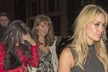 Alex Curran Sheree Murphy Out in London
