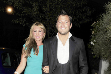 Mark Wright Lauren Goodger The Annual ITV Summer Party in London
