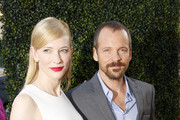 Cate Blanchett and Peter Sarsgaard at the Los Angeles premiere of 'Blue Jasmine' held at the AMPAS Samuel Goldwyn Theater in Beverly Hills, Los Angeles.