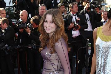 Alice Englert 'Zulu' Premieres in Cannes