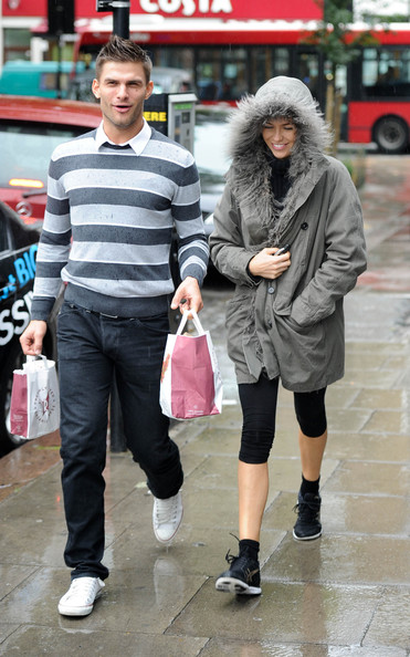 His wife Janette Manrara