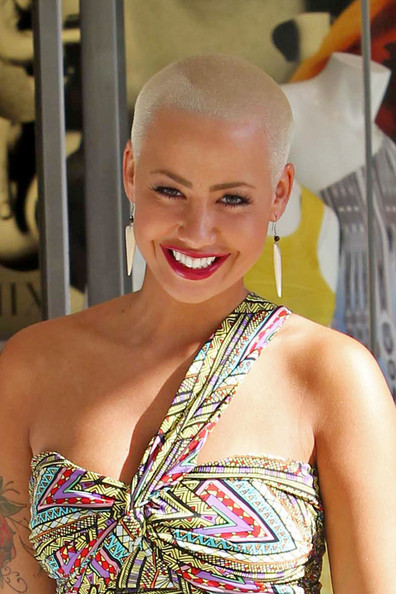 is amber rose and wiz khalifa dating. Pics ». Amber Rose, who is