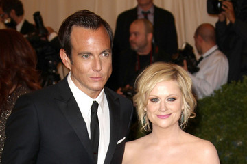 Will Arnett Amy Poehler Celebs at the Costume Institute Benefit Gala 2012 at The Met