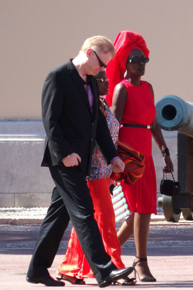 Guests arrive for the wedding of Andrea Casiraghi, son of Princess Caroline of Hanover,and his long-time girlfriend Tatiana Santo Domingo in Monte Carlo. The couple, who are known for being laid-back, have kept details about the ceremony under wraps. Domingo is part of the daughter of Columbian billionaire businessman Julio Santo Domingo, Jr..