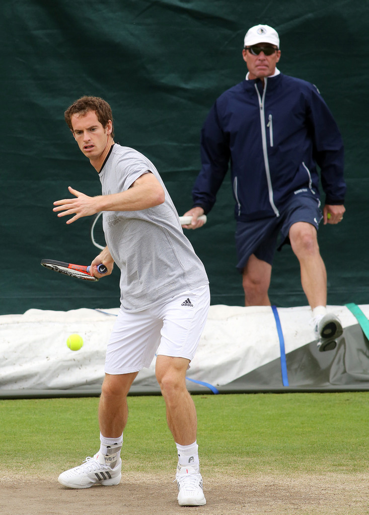 andy murray next wimbledon match