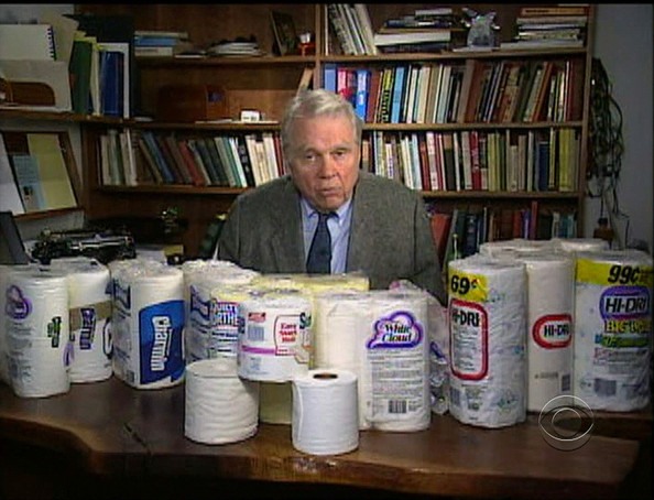 andy rooney final essay